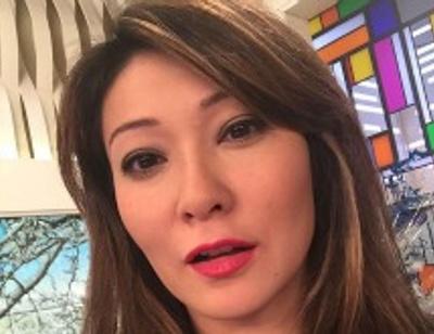 Телеведущая Марина Ким станет мамой во второй раз