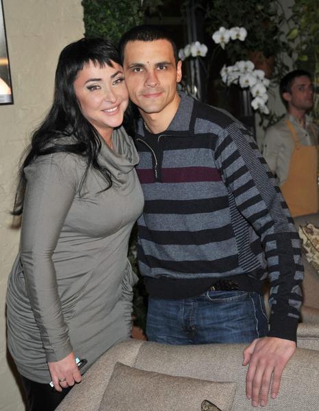 Лолита и Дмитрий казались гармоничной парой
