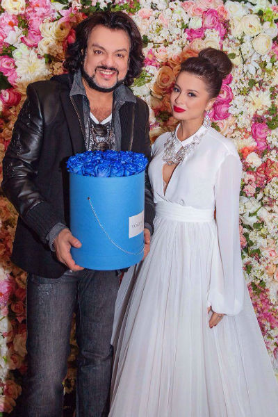 Филипп Киркоров сохранил свадьбу Нелли в тайне