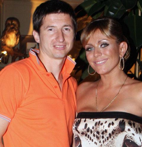 Евгений Алдонин и Юлия Началова
