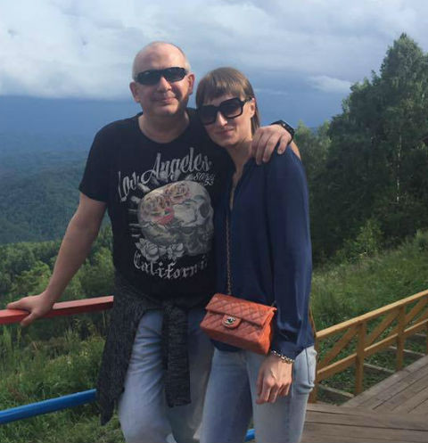 Дмитрий Марьянов и Ксения Бик прожили в браке два года