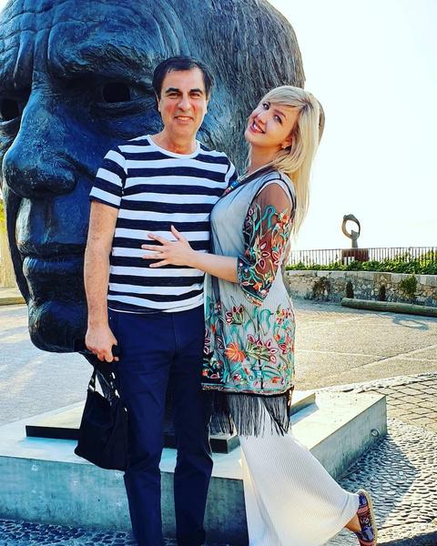 Чайка много путешествует вместе с молодой женой