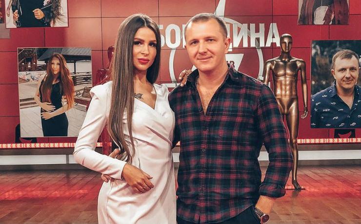Анастасия Голд и Илья Яббаров