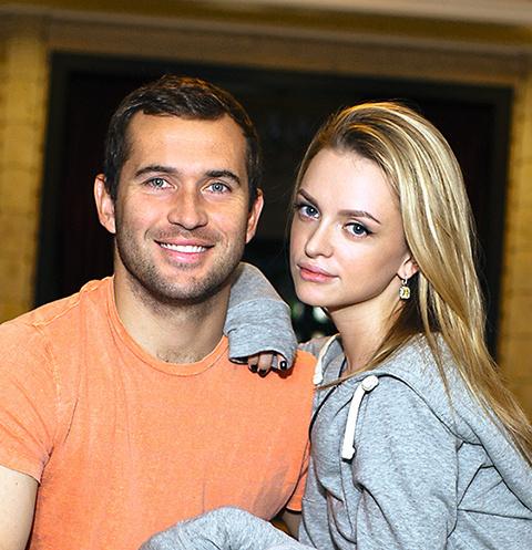 Александр и Милана Кержаковы были очень красивой парой