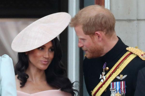Королевская семья может ждать ребенка
