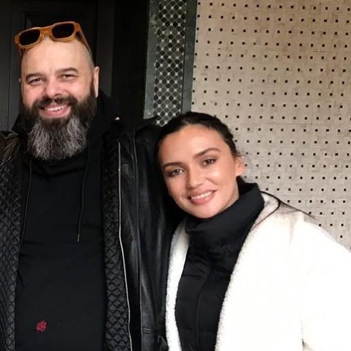 Максим Фадеев и Ольга Серябкина знакомы много лет