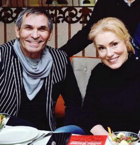 Бари Алибасов и Мария Шукшина