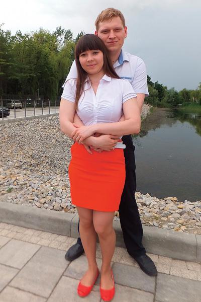 Дмитрий и Наталья уже готовятся к свадьбе – девять месяцев назад они встретились на марафоне коротких свиданий