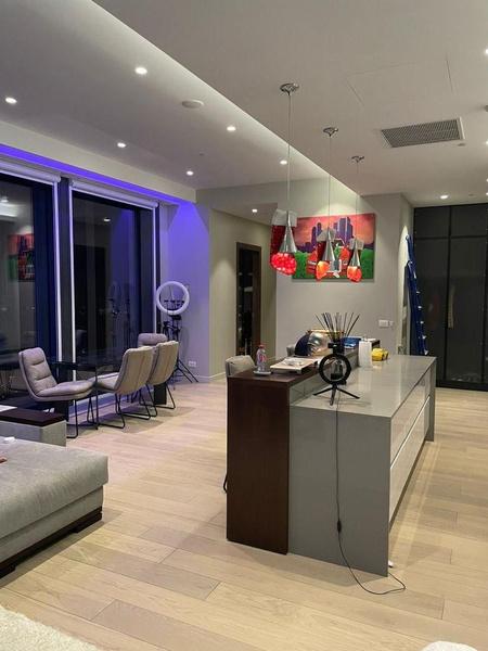Так выглядит интерьер квартиры Гусейна Гасанова