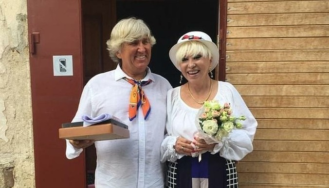 Муж Валентины Легкоступовой прокомментировал ее госпитализацию