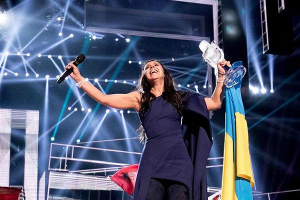 Джамала принесла Украине победу в конкурсе