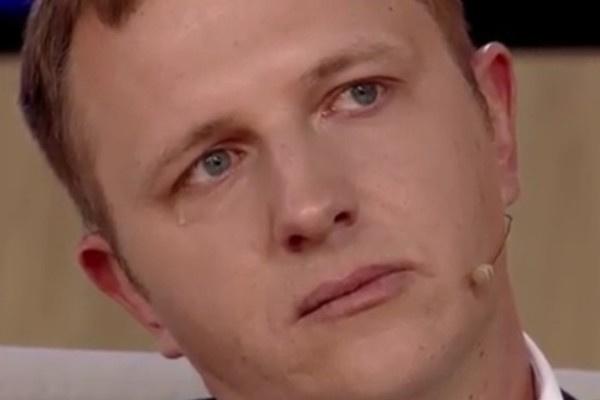 Илья Яббаров не смог сдержать слезы после слов Ксении Бородиной