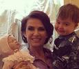 Эвелина Бледанс мечтает еще об одном ребенке