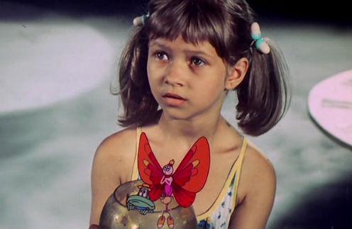 Такой советские школьники запомнили Гильду из фильма «Мария, Мирабела»