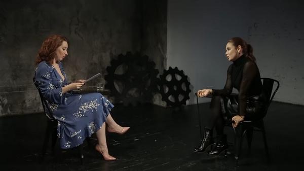Ляйсан Утяшева на шоу «А поговорить?»