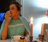 Беременная Лена Темникова поделилась рецептом безвредного десерта