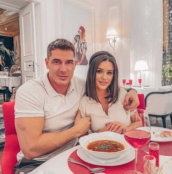 Омаров и Бородина, по мнению Данко, не были крепкой любящей парой