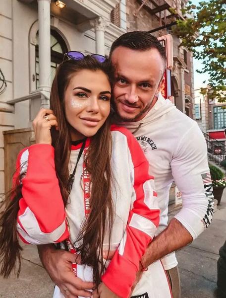 София и Дмитрий Стужук