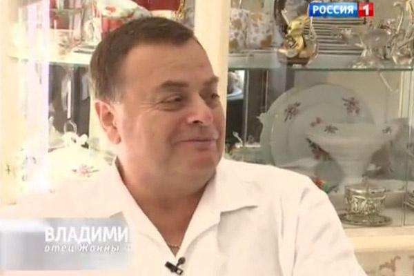 Говоря о внуке, Владимир Борисович не может сдержать улыбку