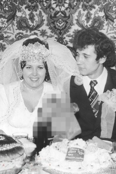 Актер женился на Нине в 1960 году