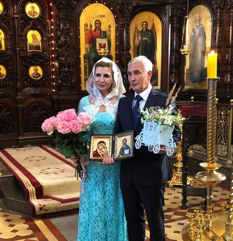 Ирина и Юрий Агибаловы