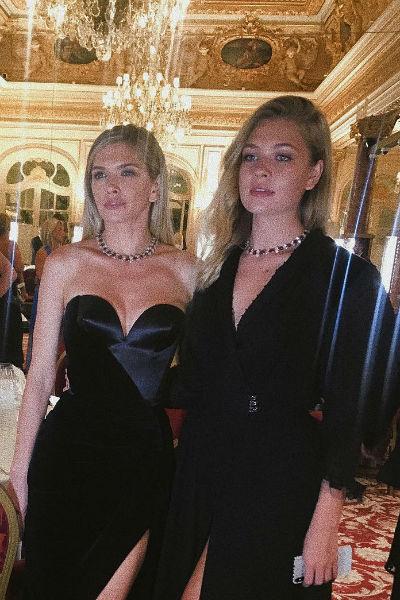 Вера Брежнева старается проводить с дочерью много времени