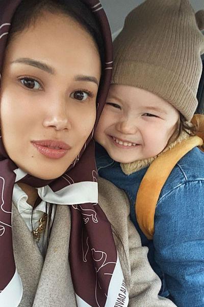 Наzима мечтает, чтобы ее дочь жила в мире, в котором нет места сексизму