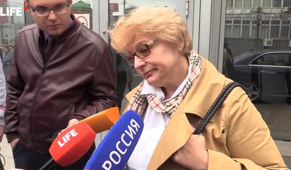 Анжелика Арцибашева обеспокоена состоянием Владимира