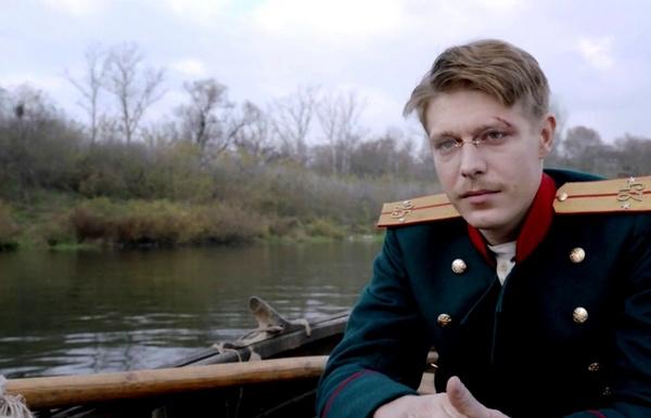 Никита Ефремов много снимается в кино