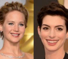 «Оскар» 2014: модные стрижки