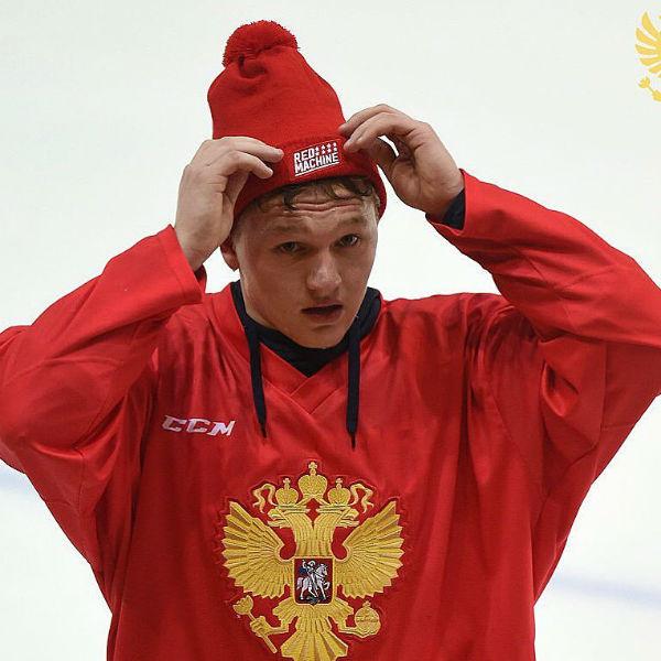 Кирилл Капризов