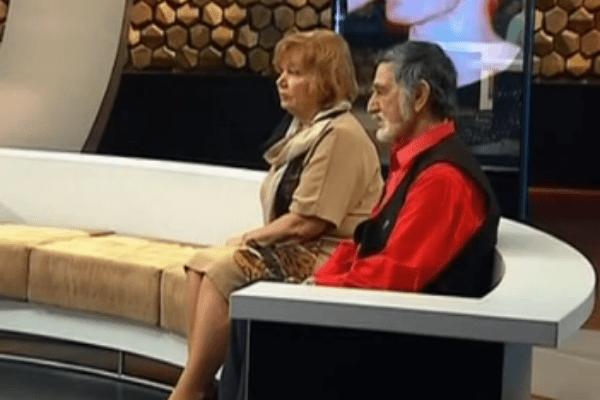 Родители Игоря Сорина