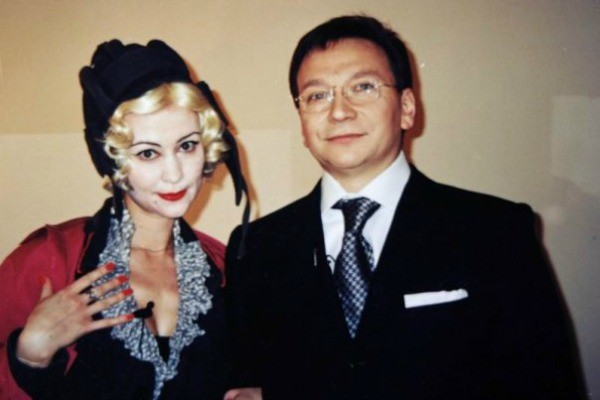 Нонна Гришаева с Игорем Угольниковым