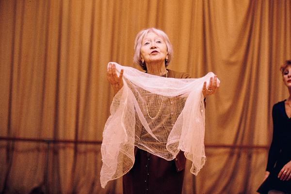 До последнего дня балерина следила за собой и оставалась в хорошей форме