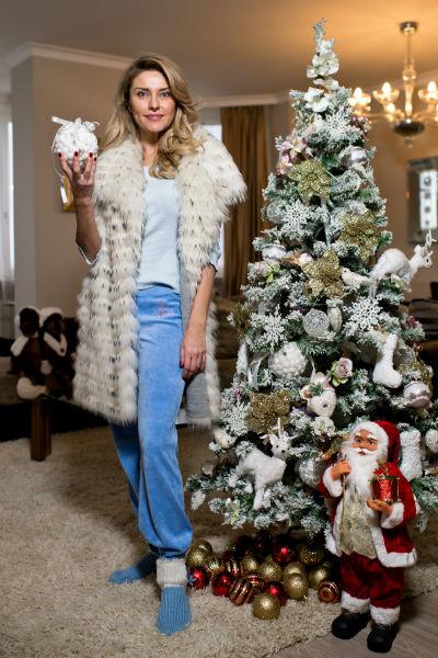 В новом году Екатерина хотела бы избавиться от проблем со здоровьем и обрести личное счастье