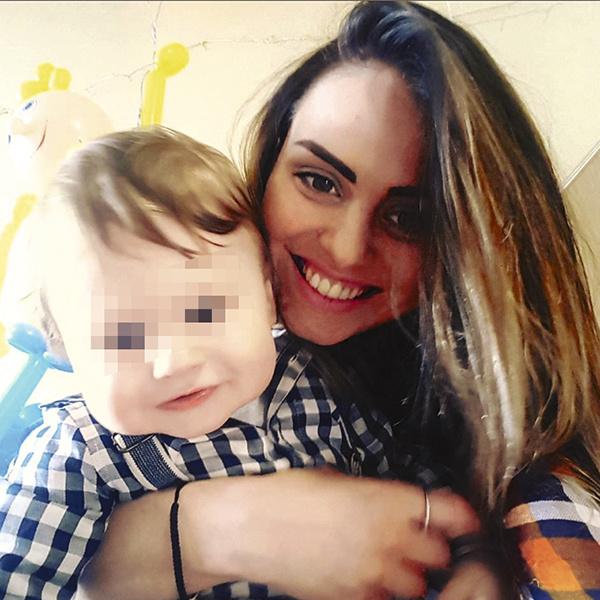 Бывшая жена Ивана Евгения одна воспитывает годовалого сына Марка