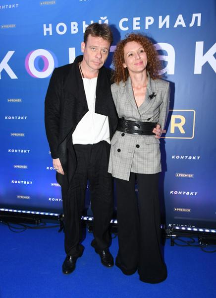 Павел Майков и Мария Саффо