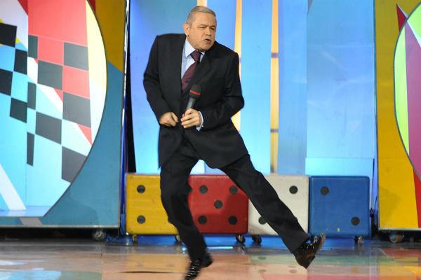 Петросян известен своими яркими амплуа на сцене