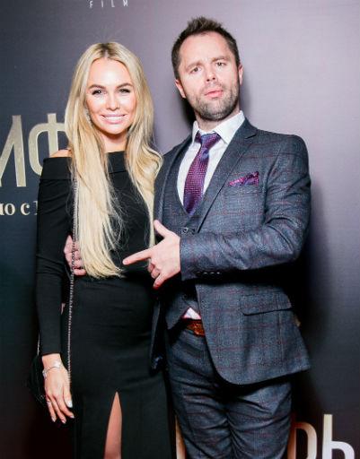 Виталий Гогунский с супругой