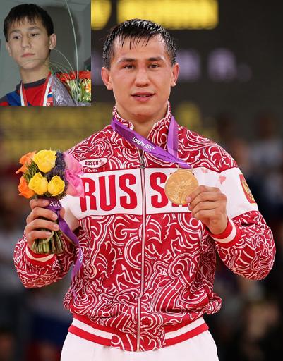 Борец Роман Власов
