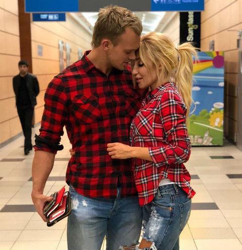Виктория Демидова и Сергей Бойцов
