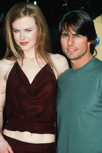 Любовь Николь и Тома длилась десять лет