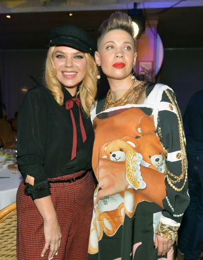 Липа и Тина Кузнецова