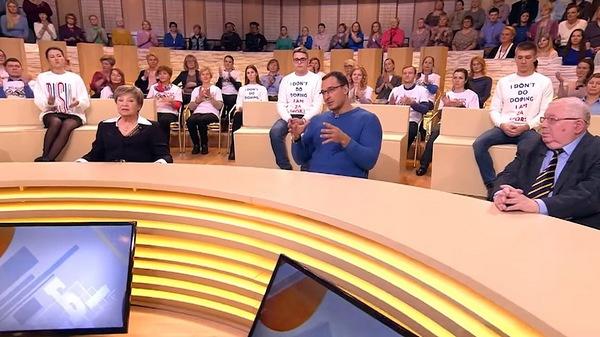 Абрикосов считает, что в шоу часто не давали высказаться интересным гостям