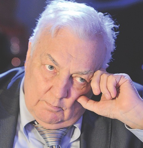 Народный артист РСФСР Михаил Державин