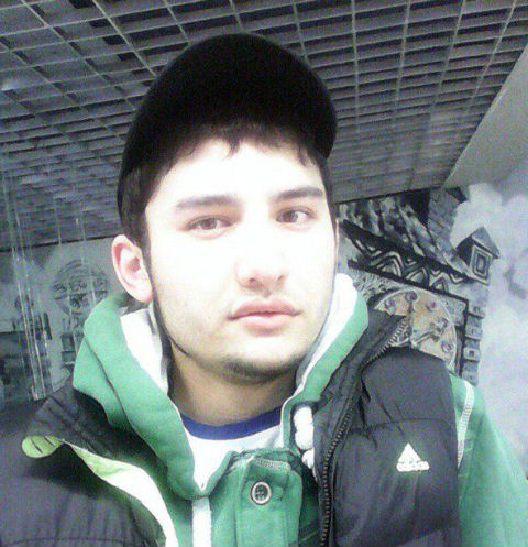 Акбаржон Джалилов, устроивший взрыв в метро Санкт-Петербурга