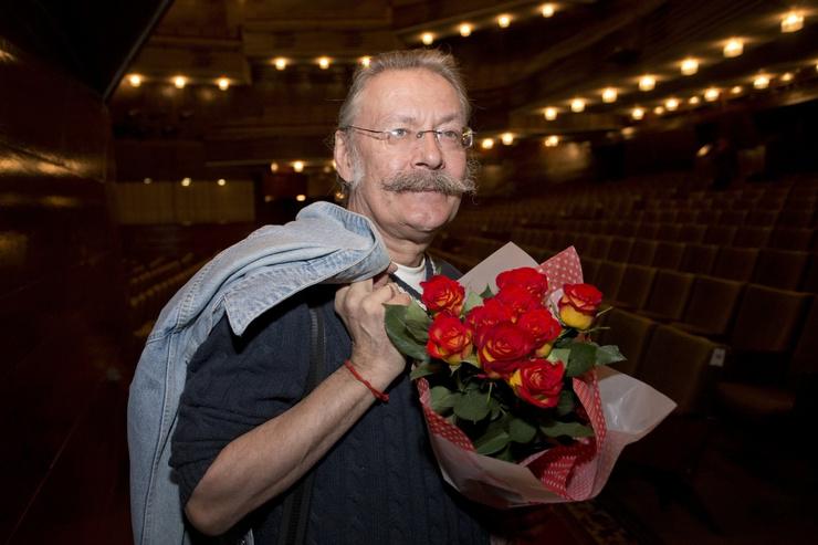 В столице  ввозрасте 68 лет скончался  актёр Александр Самойлов