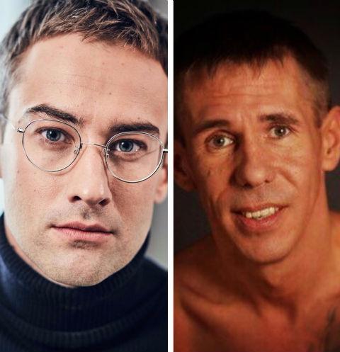 Дмитрий Шепелев и Алексей Панин