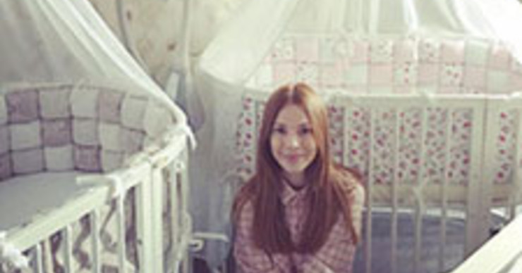 Наталья Подольская пообещала свекру нарожать еще внуков