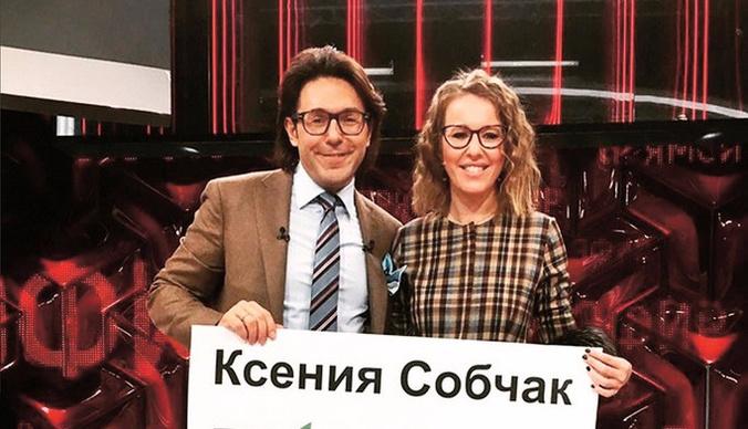 Ксения Собчак: «Если я и лошадь, то волшебная»